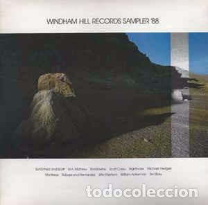 VARIOUS - WINDHAM HILL RECORDS SAMPLER '88 (LP, SMPLR) LABEL:WINDHAM HILL RECORDS CAT#: 371065-1 (Música - Discos - LP Vinilo - Jazz, Jazz-Rock, Blues y R&B)