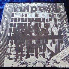 Discos de vinilo: VULPESS - ME GUSTA SER UNA ZORRA - SINGLE ORIGINAL DOS ROMBOS 1983. Lote 110884547