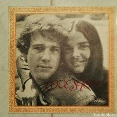 Discos de vinilo: BSO LOVE STORY SINGLE. Lote 116451468