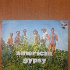 Discos de vinil: AMERICAN GYPSY – ANGEL EYES - INSIDE OUT - SIBGLE 1974 - FUNK - SOUL. Lote 110949907