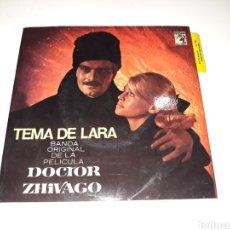 Discos de vinilo: EP TEMA DE LARA- BSO DOCTOR ZHIVAGO- MGM 1966 ESPAÑA 6. Lote 110959652