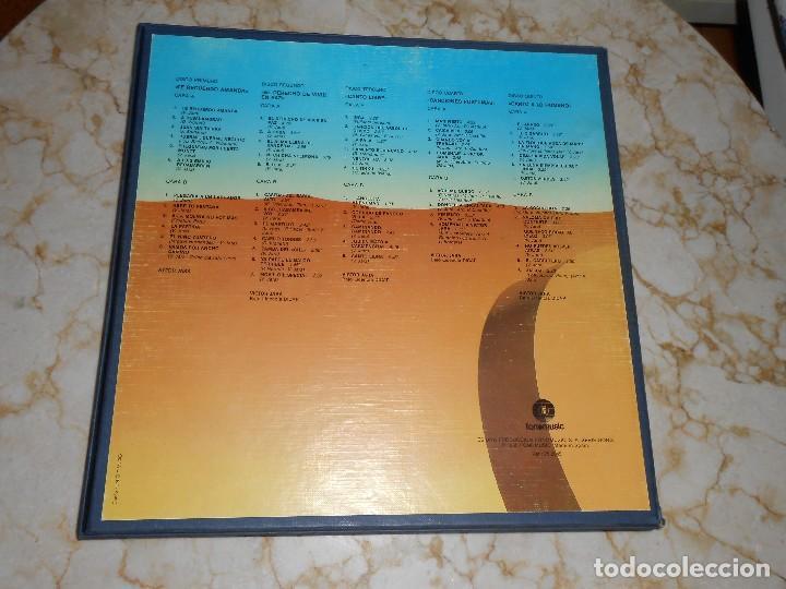 Discos de vinilo: VÍCTOR JARA CAJA CONTENIENDO 5 LP,S FONOMUSIC - Foto 2 - 110962139