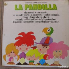 Discos de vinilo: LA PANDILLA – LA PANDILLA - MOVIEPLAY 1971 - LP - P -. Lote 110962635
