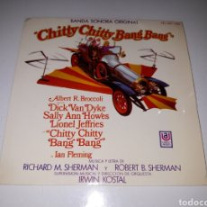 Dischi in vinile: EP BSO CHITTY CHITTY BANG BANG- UNITED ARTISTS 1969 ESPAÑA 6. Lote 110965306