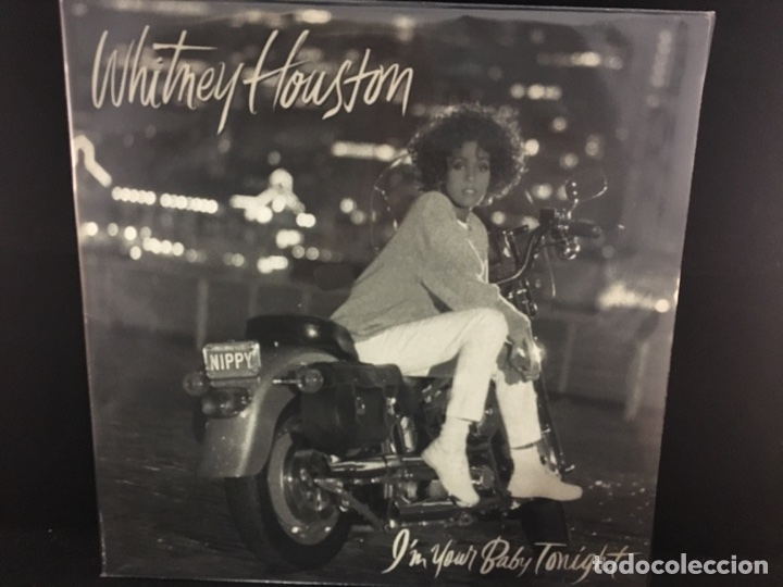 WHITNEY HOUSTON - I'M YOUR BABY TONIGHT - LP (Música - Discos - LP Vinilo - Funk, Soul y Black Music)