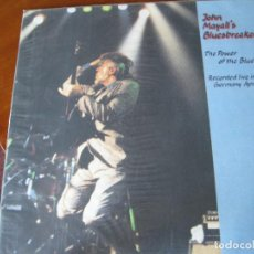 Discos de vinilo: JOHN MAYALL - THE POWER OF THE BLUES - EN PERFECTO ESTADO. Lote 111037635