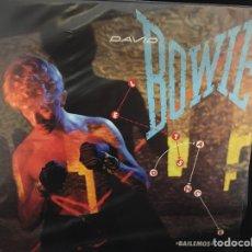 Discos de vinilo: DAVID BOWIE - LET'S DANCE - LP. Lote 153803440