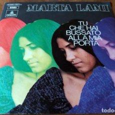 Discos de vinilo: SINGLE - MARTA LAMI - EMI ODEON. Lote 111051747