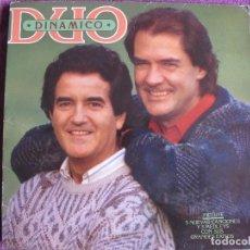 Discos de vinilo: LP - DUO DINAMICO - MISMO TITULO (SPAIN, CBS 1986). Lote 111075483