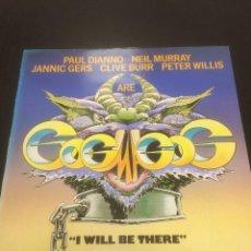 Discos de vinilo: IRON MAIDEN / GOGMAGOG LP. Lote 111092151