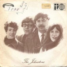 Disques de vinyle: THE JOHNSTONS / BOTH SIDES NOW / MY HOUSE (SINGLE 1969). Lote 111096515