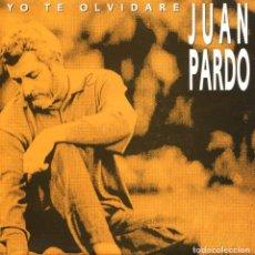 Discos de vinilo: JUAN PARDO / YO TE OLVIDARE (SINGLE PROMO 1992). Lote 111097463