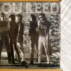 Discos de vinilo: LOU REED NEW YORK . SIRE RECORDS 1989. Lote 111170691