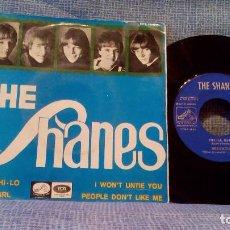 Discos de vinilo: THE SHANES - HI-LILI, HI-LO + 3 - EP EDICION ESPAÑOLA DEL AÑO 1966 - MUY DIFICIL. Lote 111172159