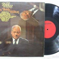 Discos de vinilo: TEDDY WILSON JAZZ FELIZ LP VINYL MADE IN SPAIN 1972. Lote 111175171
