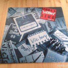 Discos de vinilo: VICTORY - THAT'S LIVE -HARD ROCK HEAVY EDICION ESPAÑOLA 1988. Lote 111183127