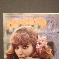 Discos de vinilo: ROSALIA: UN ETERNO AMOR (EVERLASTING LOVE) , PALABRAS (WORDS), SG ZAFIRO PROMO 1968 . Lote 111142579