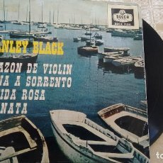 Discos de vinilo: EP (VINILO) DE STANLEY BLACK AÑOS 60. Lote 111211123