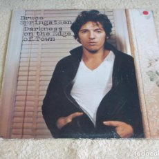 Discos de vinilo: BRUCE SPRINGSTEEN ( DARKNESS ON THE EDGE OF TOWN ) 1978 - HOLANDA LP33 CBS RECORDS. Lote 111219855
