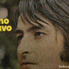 Discos de vinilo: NINO BRAVO. LP. SELLO CANTABILE. EDITADO EN ESPAÑA. AÑO 1973. Lote 111226343