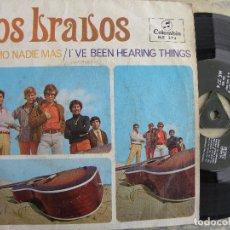 Discos de vinilo: LOS BRAVOS -COMO NADIE MAS -SINGLE 1967 -PEDIDO MINIMO 3 EUROS. Lote 111229499