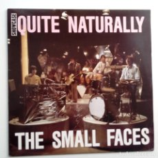 Discos de vinilo: THE SMALL FACES- QUITE NATURALLY - UK LP 1986- VINILO EXC. ESTADO.. Lote 111231723