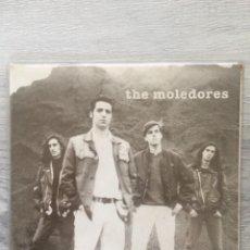 Discos de vinilo: DISCO THE MOLEDORES EP. Lote 111232871