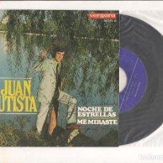 Discos de vinilo: JUAN BAUTISTA NOCHE DE ESTRELLAS VERGARA 1971. Lote 111234599