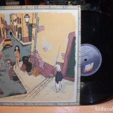 Discos de vinilo: RADIO FUTURA CORAZON DE TIZA MAXI SPAIN 1990 PDELUXE . Lote 111236039