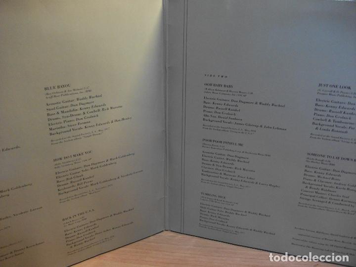 Discos de vinilo: LINDA RONSTADT GREATEST HITS. VOL TWO LP SPAIN 1980 PDELUXE - Foto 2 - 111236371