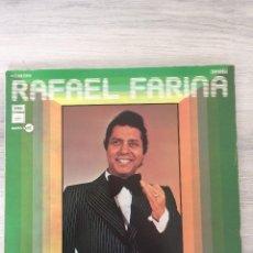 Discos de vinilo: RAFAEL FARINA Y SUS NUEVOS EXITOS LP.. Lote 111251203
