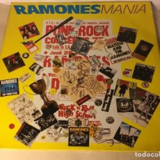 Discos de vinilo: REF35 LP DOBLE RAMONESMANIA (RAMONES MANIA) (2LP'S) WEA 925709-1 MADE IN GERMANY 1978. Lote 111259791