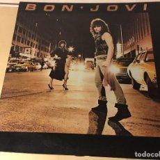 Discos de vinilo: REF35 LP BON JOVI VINILO, 1984 EDICION ESPAÑOLA. Lote 111266423