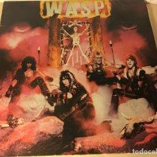 Discos de vinilo: REF35 LP WASP - I WANNA BE SOMEBODY - SINGLE EDICION ESPAÑOLA EMI 1984. Lote 111271867