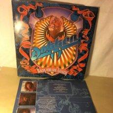 Discos de vinilo: REF35 LP DOKKEN - BACK FOR THE ATTACK. Lote 111275927