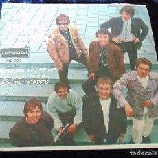 Discos de vinilo: THE AMEN CORNER – BEND ME, SHAPE ME - SINGLE 1968. Lote 111277679