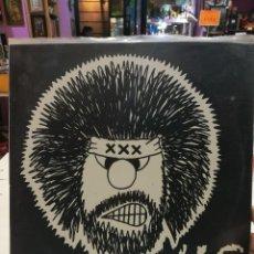 Discos de vinilo: LP COMPARTIDO ULTIMO GOBIERNO + RUIDO DE RABIA 1987 COMO NUEVO. Lote 111284159