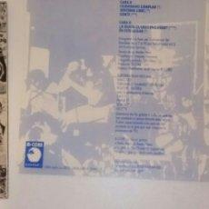 Discos de vinilo: SUBTERRANEAN KIDS / SINGLE / LIVE IN AU / HARDCORE / PUNK / BARCELONA / EN MUY BUEN ESTADO, CASI COM. Lote 111285144