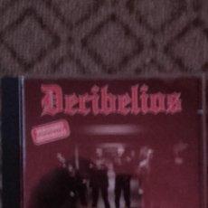 Discos de vinilo: CD DECIBELIOS-SANGRE DORADA. Lote 111290727