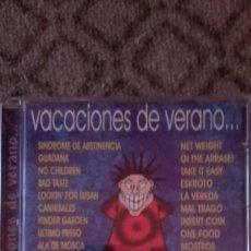 Discos de vinilo: CD VACACIONES DE VERANO...-VARIOS. Lote 111303091