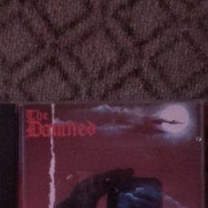 Discos de vinilo: CD THE DAMNED-LIVE. Lote 111303391