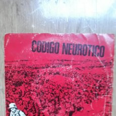 Discos de vinilo: CODIGO NEUROTICO-S.T/SINGLE 1983/PUNK SPAIN/VG/RARO (ESKORBUTO-VULPESS-OX POW-ESPASMODICOS). Lote 111321595
