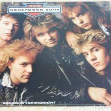 Discos de vinilo: HONEYMOON SUITE ( RACING AFTER MIDNIGHT ) USA - 1988 LP33 WARNER BROS RECORDS. Lote 111326159