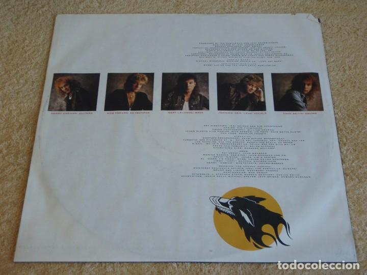 Discos de vinilo: HONEYMOON SUITE ( RACING AFTER MIDNIGHT ) USA - 1988 LP33 WARNER BROS RECORDS - Foto 3 - 111326159