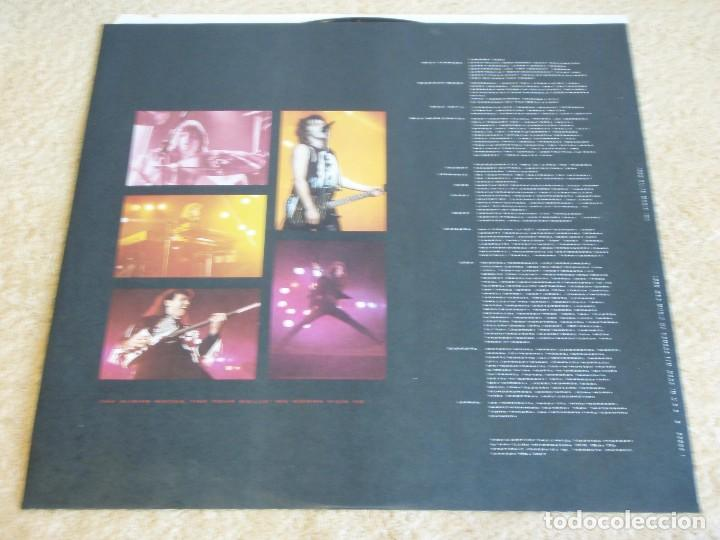 Discos de vinilo: HONEYMOON SUITE ( RACING AFTER MIDNIGHT ) USA - 1988 LP33 WARNER BROS RECORDS - Foto 4 - 111326159