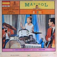 Discos de vinilo: MARISOL: TOMBOLA, EDICIÓN VENEZOLANA ORIGINAL. Lote 111326879