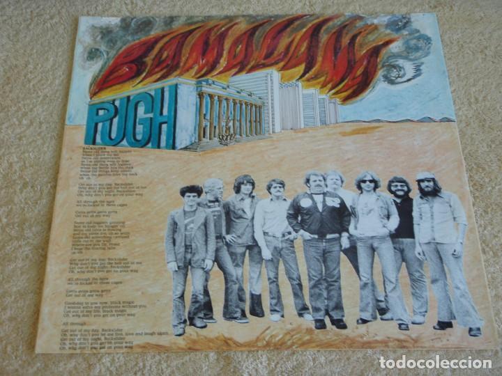 Discos de vinilo: PUGH ( BAMALAMA ) 1977 - SWEDEN LP33 METRONOME RECORDS - Foto 3 - 111327055