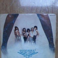 Discos de vinilo: SOBREDOSIS-DINERO,MUJERES Y ROCK/SINGLE PROMO 1985/HEAVY SPAIN/VG+(OBUS-BARON ROJO-BELLA BESTIA). Lote 111329743