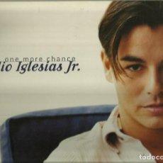 Discos de vinilo: JULIO IGLESIAS JR. MAXI-SINGLE. SELLO EPIC / SAGEM. EDITADO EN ESPAÑA. AÑO 1999. Lote 111330979