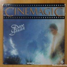 Discos de vinilo: DAVE GRUSIN - CINEMAGIC - LP. Lote 111335508